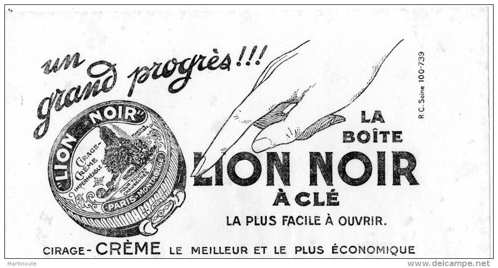 """Résultat de recherche d'images pour """"cirage lion noir"""""""