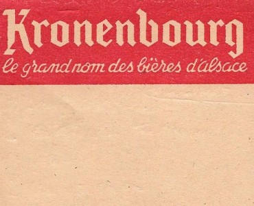 Bloc-notes Kronenbourg (04)