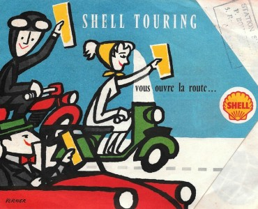 Notice Shell Touring