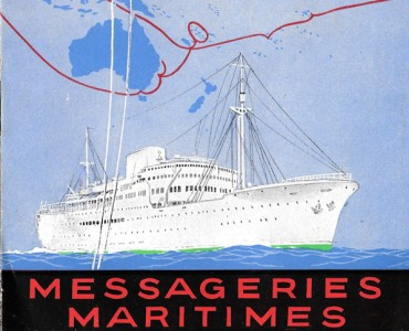 Notice Messageries Maritimes
