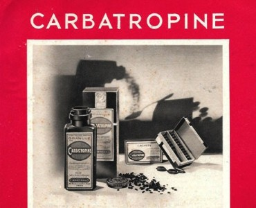 Notice Carbatropine
