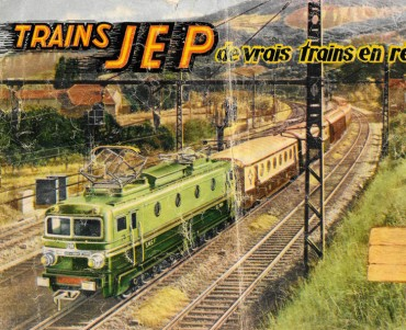 Catalogue Trains JEP