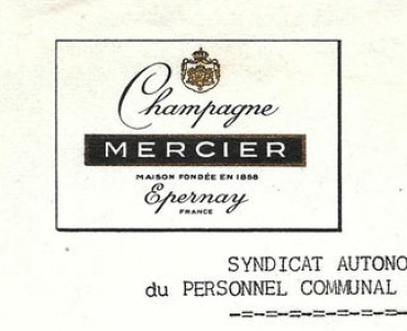 Menu Mercier