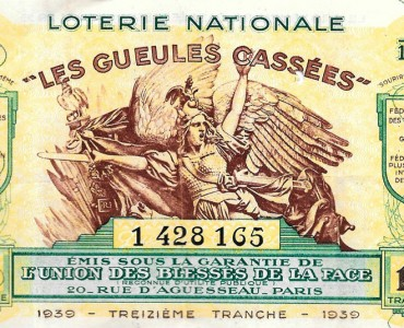 Billet de Loterie Nationale (03)